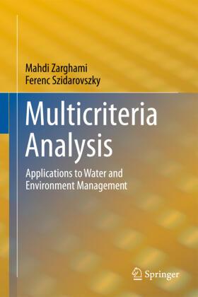 Zarghami / Szidarovszky | Multicriteria Analysis | Buch | Sack Fachmedien