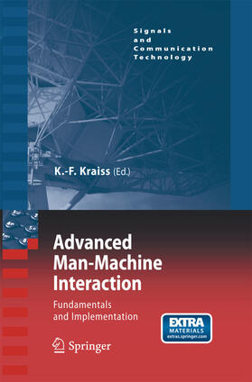 Kraiss | Advanced Man-Machine Interaction | Buch | sack.de