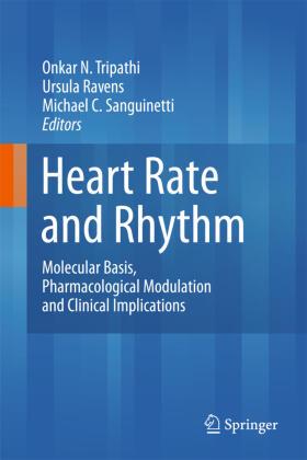 Tripathi / Ravens / Sanguinetti   Heart Rate and Rhythm   Buch   sack.de
