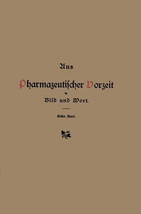 Peters | Aus pharmazeutischer Vorzeit in Bild und Wort | Buch | sack.de
