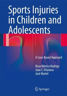 Vilanova / Martel / Rodrigo | Sports Injuries in Children and Adolescents | Buch | sack.de