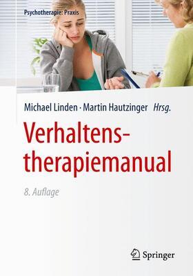 Linden / Hautzinger | Verhaltenstherapiemanual | Buch | sack.de