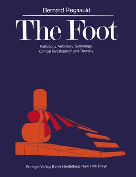 Regnauld   The Foot   Buch   sack.de