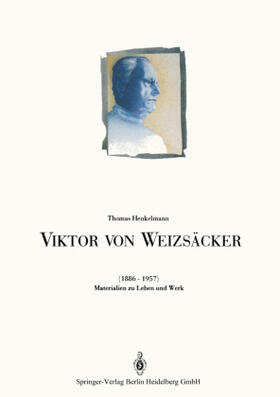 Viktor von Weizsäcker (1886-1957) | Buch | sack.de