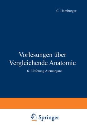 Bütschli / Hamburger / Blochmann   Vorlesungen Über Vergleichende Anatomie   Buch   sack.de