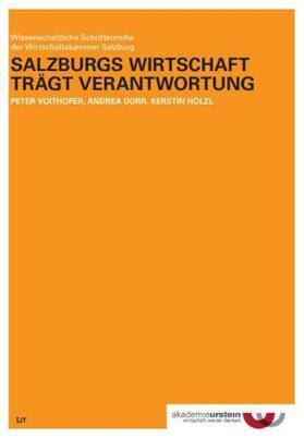 Voithofer / Dorr / Hölzl   Salzburgs Wirtschaft trägt Verantwortung   Buch   sack.de