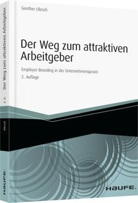Olesch | Der Weg zum attraktiven Arbeitgeber | Buch | sack.de