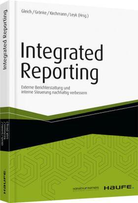 Gleich / Grönke / Kirchmann | Integrated Reporting | Buch | sack.de