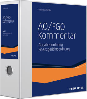 Schwarz/Pahlke AO/FGO Kommentar plus Onlinezugang | Buch