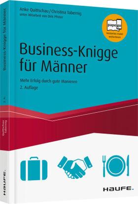Quittschau / Tabernig   Business-Knigge für Männer   Buch   sack.de
