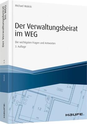 Wolicki | Der Verwaltungsbeirat im WEG | Buch | Sack Fachmedien