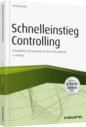 Binder | Schnelleinstieg Controlling - inkl. Arbeitshilfen online | Buch | sack.de