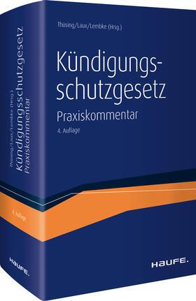 Thüsing / Rachor / Lembke   Kündigungsschutzgesetz, Kommentar   Buch   sack.de