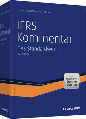Lüdenbach / Hoffmann / Freiberg   Haufe IFRS-Kommentar plus Onlinezugang   Buch
