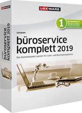 Lexware büroservice komplett Einzelplatz 2019   Sonstiges   sack.de