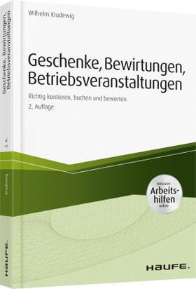 Krudewig   Geschenke, Bewirtungen, Betriebsveranstaltungen   Buch   sack.de