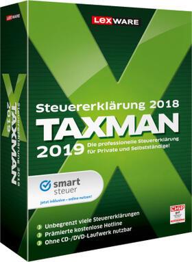Taxman 2019, 1 DVD-ROM | Sonstiges | sack.de