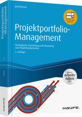 Rietsch | Projektportfolio-Management | Buch | sack.de