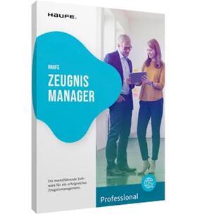 Haufe Zeugnis Manager Professional | Datenbank | sack.de