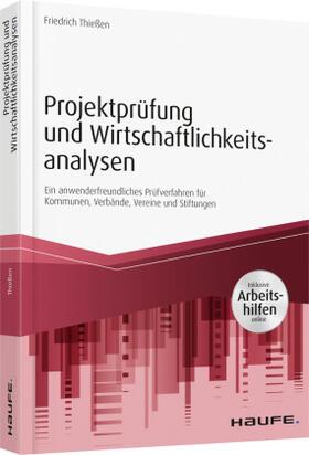 Thießen | Projektprüfung und Wirtschaftlichkeitsanalysen | Buch | sack.de