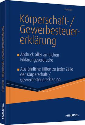 Körperschaft- und Gewerbesteuererklärung 2020 | Buch | sack.de