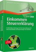 Einkommensteuererklärung plus DVD, m. 1 Buch, m. 1 Beilage