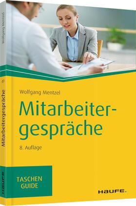 Mentzel   Mitarbeitergespräche   Buch   sack.de