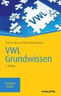 Weitz / Eckstein    VWL Grundwissen   eBook   Sack Fachmedien