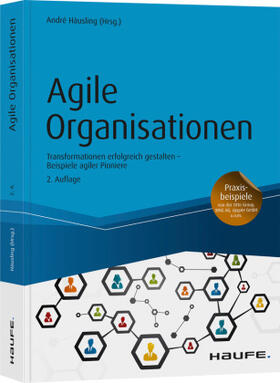 Häusling | Agile Organisationen | Buch | sack.de