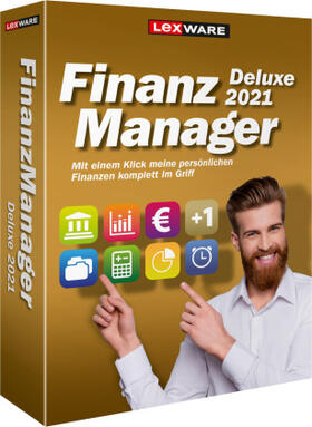 Lexware FinanzManager Deluxe 2021, CD-ROM   Sonstiges   sack.de