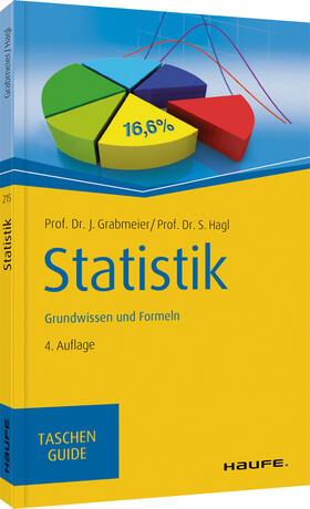 Grabmeier / Hagl   Statistik   Buch   sack.de