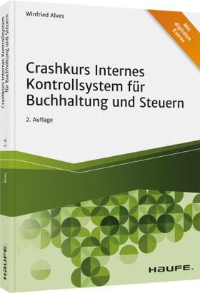 Alves   Crashkurs Internes Kontrollsystem für Buchhaltung und Steuern   Buch   sack.de