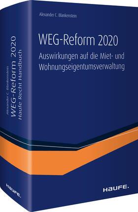 Blankenstein | WEG-Reform 2020 | Buch | sack.de