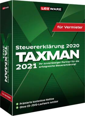 TAXMAN 2021 für Vermieter | Sonstiges | sack.de