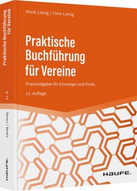 Goldstein / Lienig / Lienig | Praktische Buchführung für Vereine | Buch | sack.de