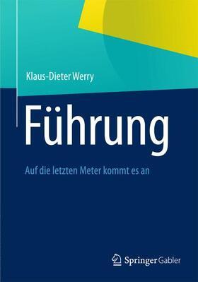 Werry | Führung | Buch | sack.de