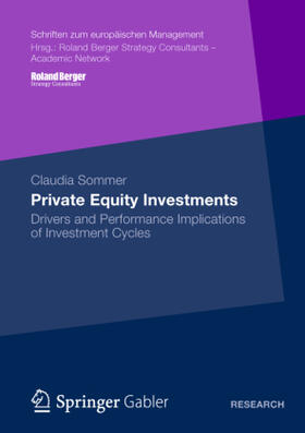 Sommer | Private Equity Investments | Buch | sack.de