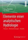 Moser / Nützmann |  Elemente einer analytischen Hydrologie | Buch |  Sack Fachmedien