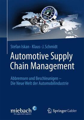 Iskan / Schmidt | Automotive Supply Chain Management | Buch | Sack Fachmedien
