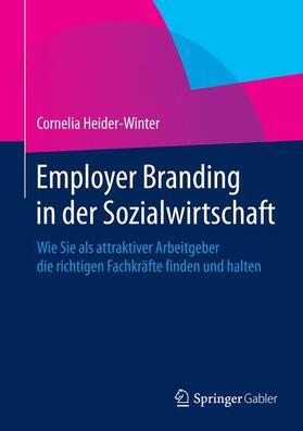 Heider-Winter | Employer Branding in der Sozialwirtschaft | Buch | sack.de