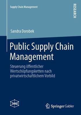 Dorobek | Public Supply Chain Management | Buch | sack.de
