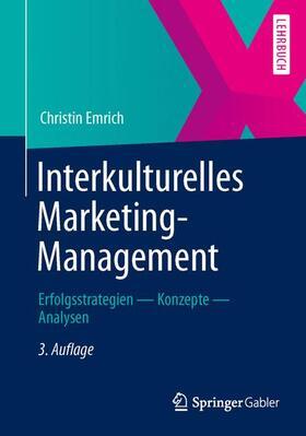 Emrich | Interkulturelles Marketing-Management | Buch | sack.de