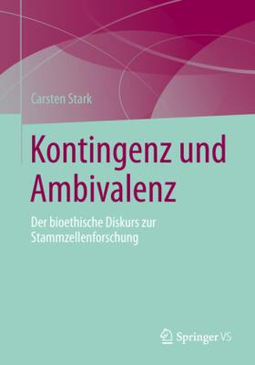 Stark   Kontingenz und Ambivalenz   Buch   sack.de
