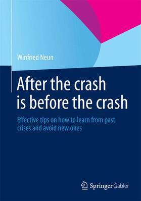 Neun   After the crash is before the crash   Buch   sack.de