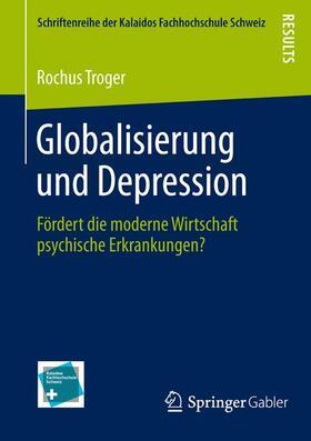 Troger   Globalisierung und Depression   Buch   sack.de