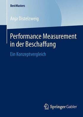 Distelzweig   Performance Measurement in der Beschaffung   Buch   sack.de
