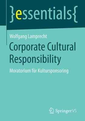 Lamprecht | Corporate Cultural Responsibility | Buch | sack.de