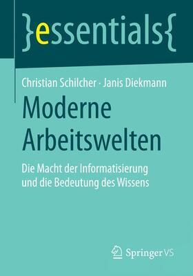 Schilcher / Diekmann   Moderne Arbeitswelten   Buch   sack.de