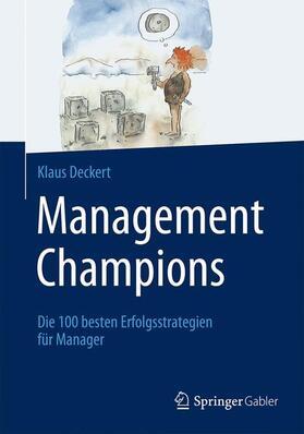 Deckert | Management Champions | Buch | sack.de