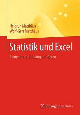 Matthäus / Matthäus | Statistik und Excel | Buch | sack.de